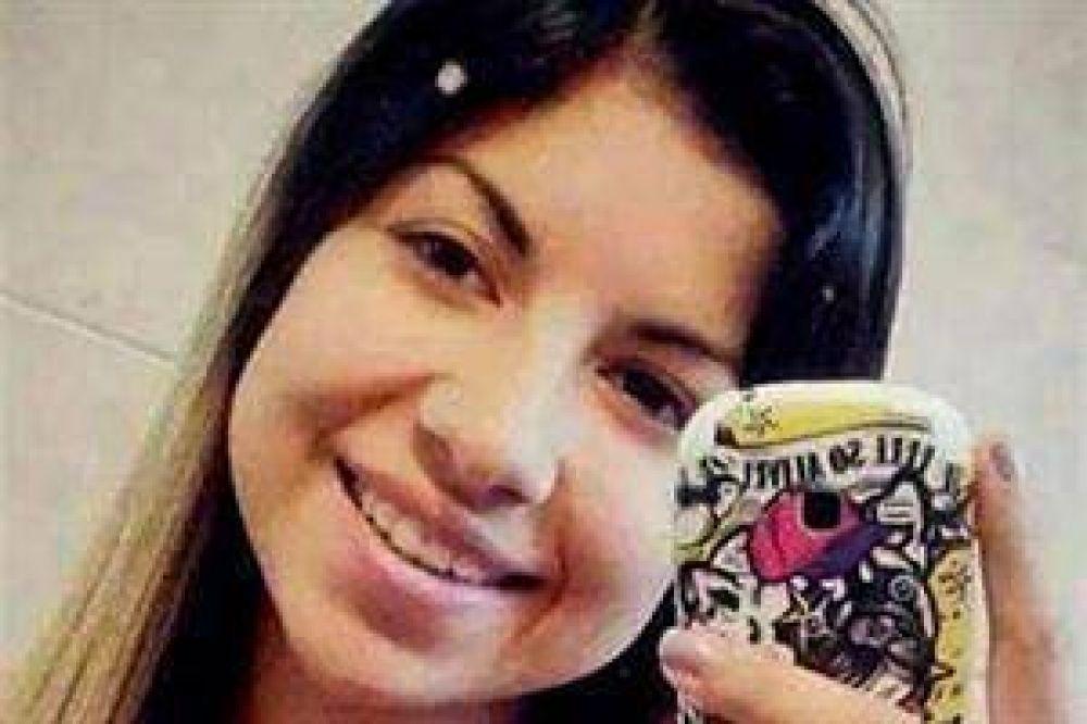 Analizan la bolsa en la que fue hallada Daiana García
