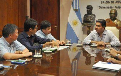 Empresarios chinos vinieron a Chaco interesados en alimentos de producción local