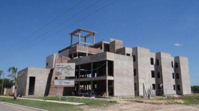 La Casa Garrahan Chaco ya lleva ejecutados $ 35 millones de los $ 65 millones de costo total