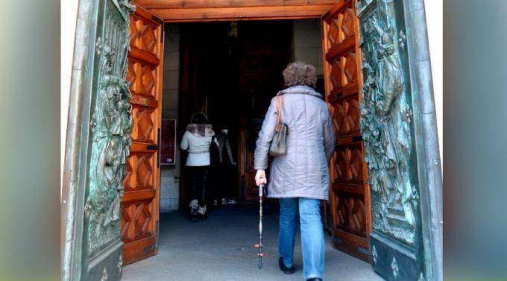 La Iglesia es la casa de Jesús con las puertas abiertas siempre para todos, dice el Papa Francisco