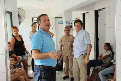 Sigue la campa�a de vacunaci�n gratuita en barrios de San Miguel