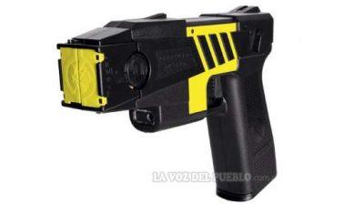 El Tribunal Superior de la Ciudad habilitó el uso de las pistolas Taser para la Policía Metropolitana