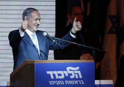 Israel/Elecciones: Netanyahu se adjudicó la victoria en una reñida elección frente a la izquierda