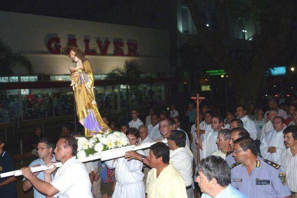Posadas conmemora el jueves el día de San José