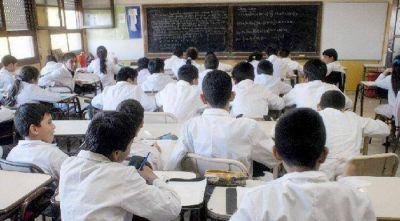 La brecha de desigualdad creci� entre los estudiantes secundarios