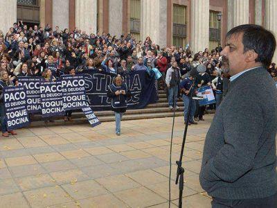 Los trabajadores judiciales rechazaron, una vez más, la oferta salarial del Gobierno