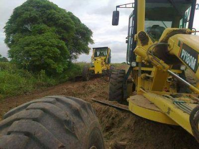 Mejoras en caminos rurales
