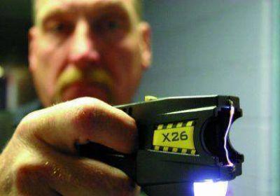 La Metropolitana podrá usar pistolas Taser, aptas para torturar