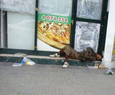 Se conforma un ámbito de trabajo por las personas en situación de calle