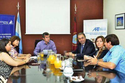 Se inaugura una Delegaci�n de la CNRT en Salta