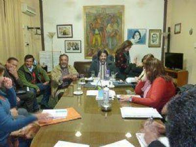 Última y definitiva reunión de conciliación
