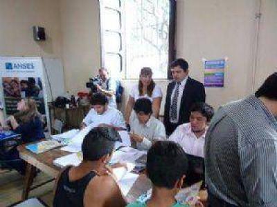 Más de 1.500 jóvenes se inscribieron en el PROGRESAR