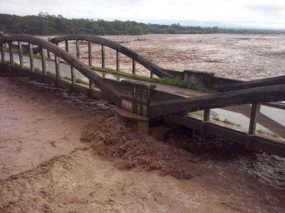 En lo que va del mes de marzo llovió 128 milímetros en Jujuy