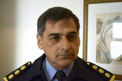 """Según Aleuy """"la modernización de la fuerza policial está en marcha"""""""