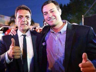 Leandro Costa será el candidato del Frente Renovador en Escobar