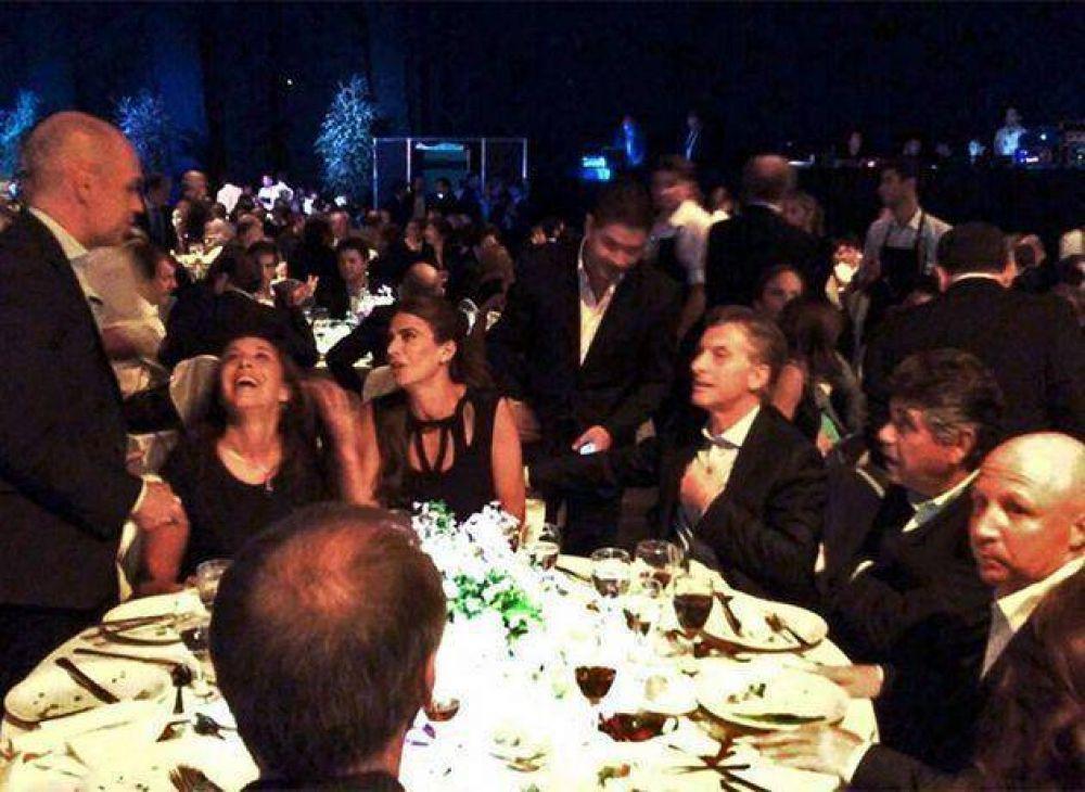 Los grandes empresarios esquivaron la cena de campaña de Macri