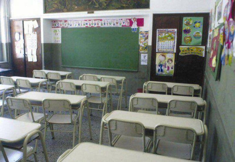 Gremios docentes a favor de la suspensión de clases