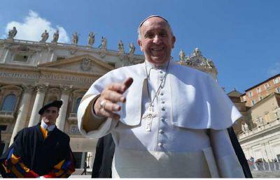 Con la visita de Francisco, los alimentos argentinos se ofrecerán a 147 países en Milán