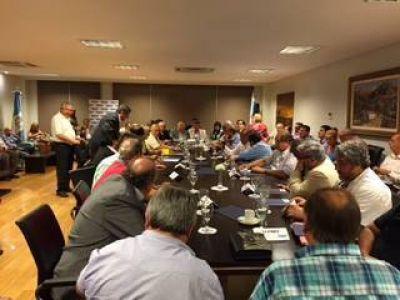 El Peronismo Federal se reúne con De la Sota y Massa