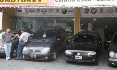 En febrero se vendieron casi 14.000 autos usados en la provincia