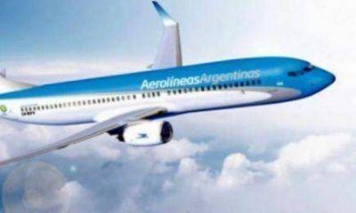 Ante los próximos feriados, funcionará el vuelo Iguazú-Calafate