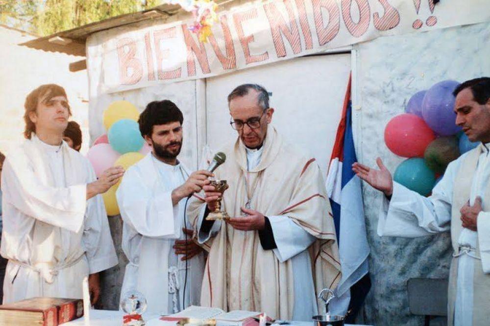 El Papa Francisco envía un mensaje a nueva parroquia villera