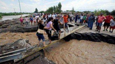 Funcionarios nacionales visitarían Tucumán para evaluar los daños