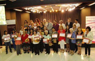 Homenajearon a 25 mujeres destacadas de la provincia
