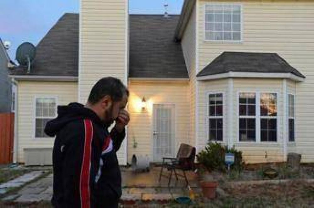 Disparos contra la casa de una familia musulmana en los EEUU