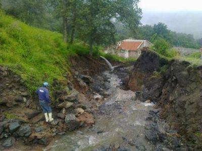 Se restableció el servicio de agua potable en Aconquija