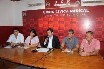 PASO y candidaturas simultáneas: Duro descargo del radicalismo contra los proyectos