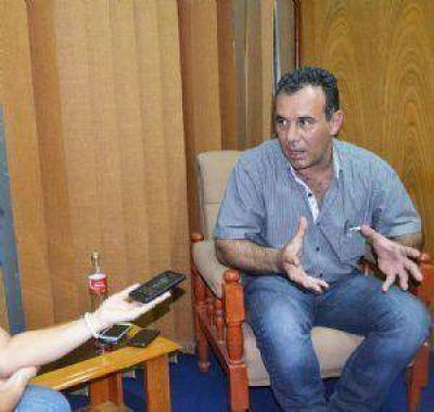 Daniel Capitanich: Mi idea es ser gobernador de la provincia y para eso estoy trabajando