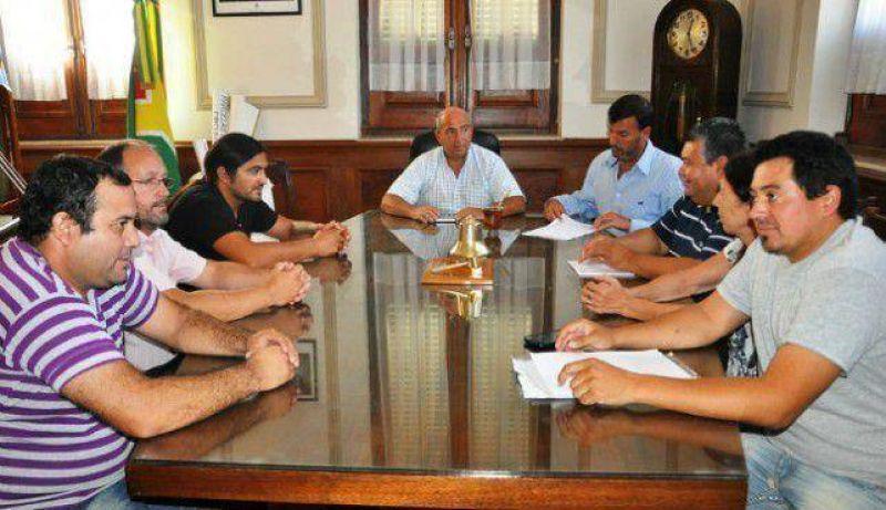 Habrá nueva reunión y asamblea por paritarias municipales