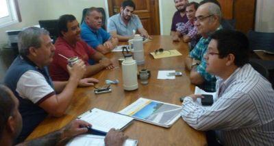 Acuerdo entre municipales y Ejecutivo: 21 por ciento a junio