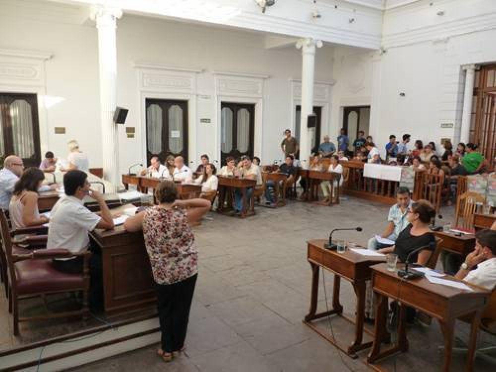 No se trató el aumento del boleto de colectivo: iban a aprobar una tarifa de 7 pesos, pero se rompió el acuerdo