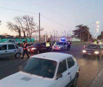 Más de treinta y cinco secuestros en control vehicular
