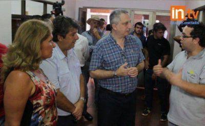 """Passalacqua: """"El Estado debe tener un rol de solidaridad, de equiparación y de justicia"""""""