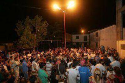 Nuevas luminarias en el Barrio Papelero de Quilmes Oeste