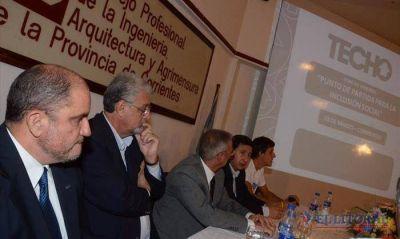 El massismo propone un millón de viviendas en 4 años, con créditos a tasa fija y en pesos