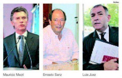 Diferencias políticas insalvables complican en el interior triple alianza UCR-PRO-FC