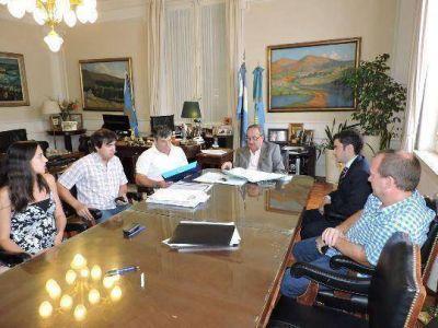 El municipio cedió en comodato un predio al Club Villa Aguirre
