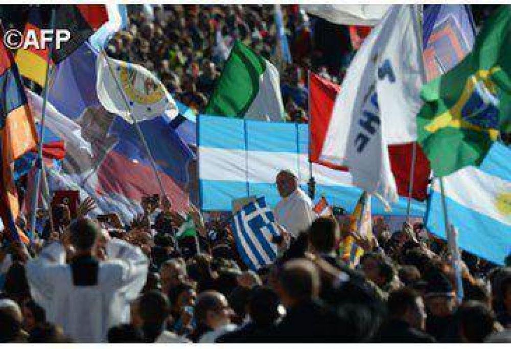 """""""El verdadero poder es el servicio"""", decía el Papa hace dos años"""