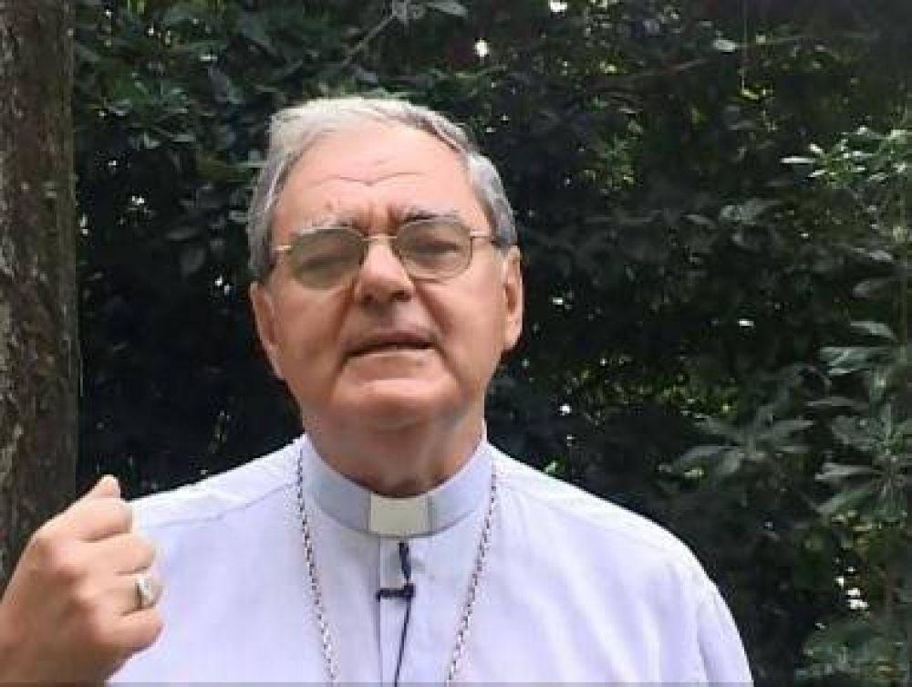 Mons. Ojea destaca el ejemplo de san José