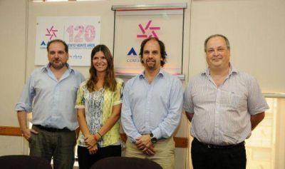 AMIA recibió la visita de las Fundaciones de Boca Juniors y River Plate
