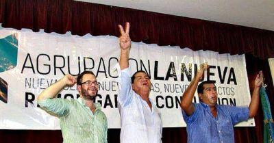 """""""Mi compromiso es gobernar con los jóvenes"""", dijo el precandidato a intendente de Berisso Ramón Garaza"""