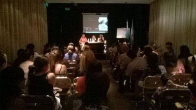 Se realizó la 1ra Jornada sobre Violencia de Género en Tandil