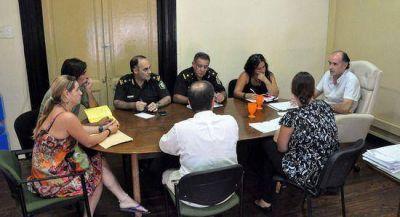 Buscan evitar la realización de fiestas clandestinas en el barrio los Pioneros44