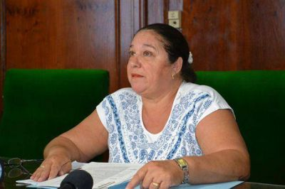 """Marta Defrancisco: """"Fueron 134 los casos de triquinosis"""""""