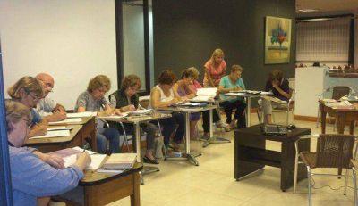 Taller de creación poética en la Biblioteca Campano