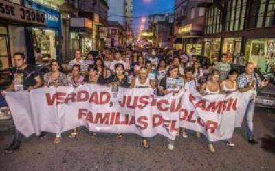 Azul: Familiares de víctimas de mala praxis marcharon para pedir justicia